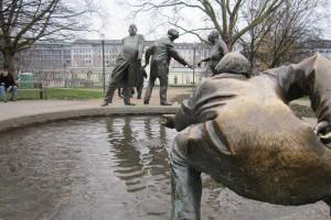 Aken fontein