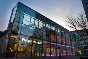 Philips museum front
